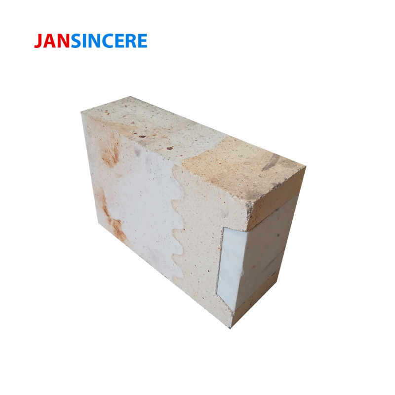 Al2O3 80% Corundum Mullite Refractory Bricks High Crushing Strength