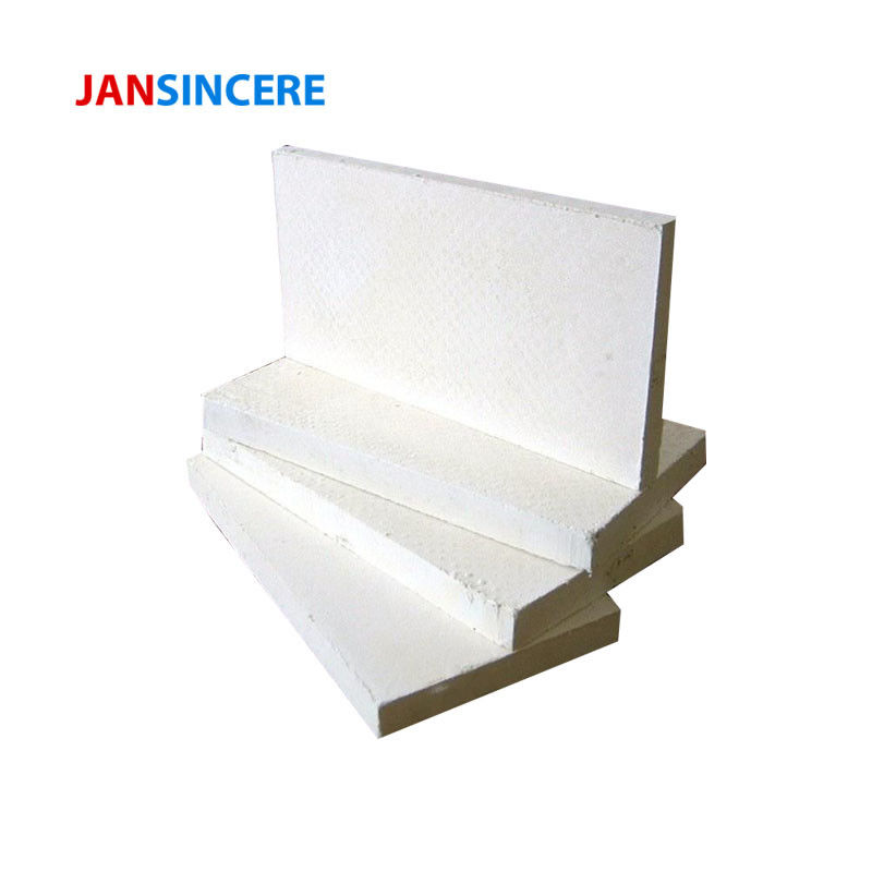 Industrial Furnace Ceramic Fire Board , High Heat Insulation Refractory Ceramic Fiber Board