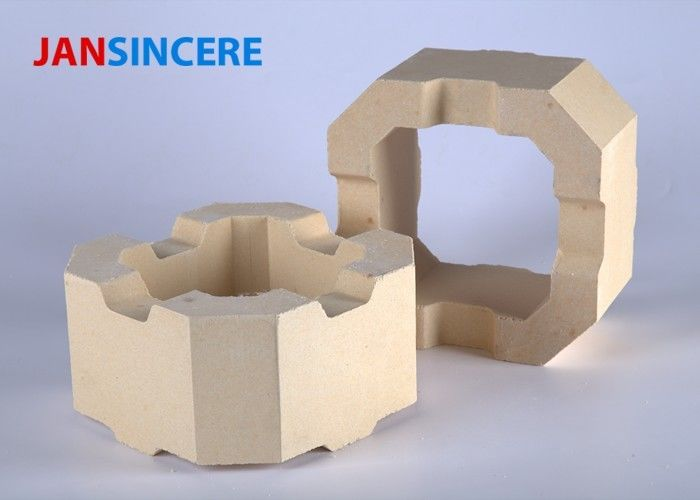 Good Alkaline Resistance Zirconia Bricks Fire Refractory High Bulk Density