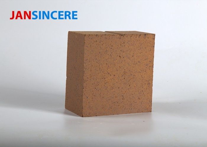 Cement Kiln High Purity Hercynite Magnesite Bricks Good Erosion Resistance