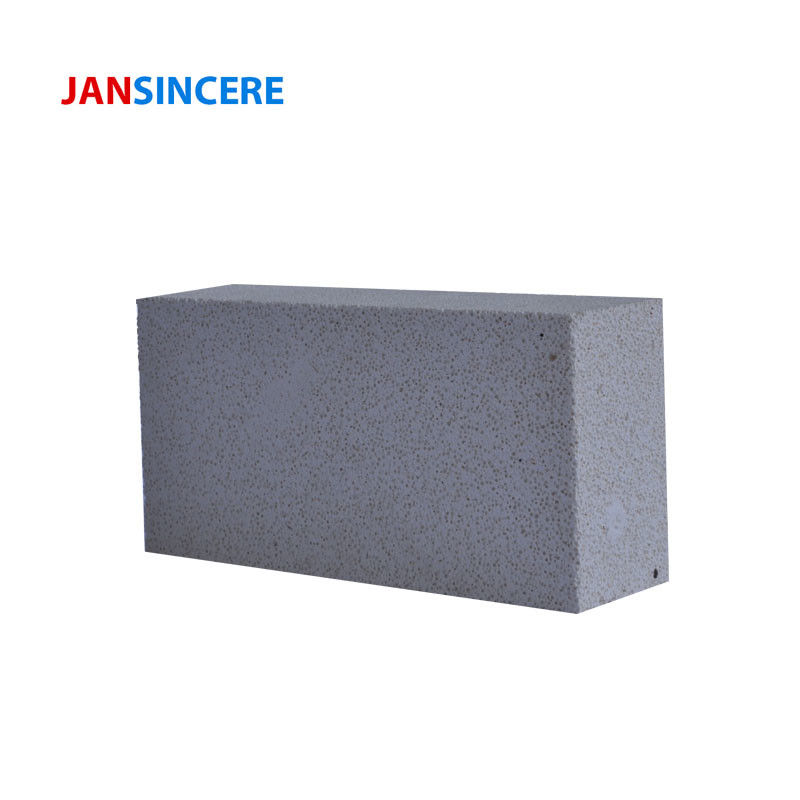 Different Sizes And Shapes Mullite Insulation Brick / Lightweight Fire Brick